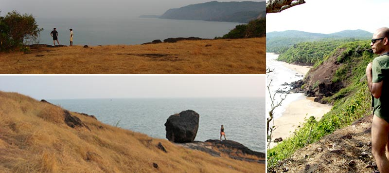 hiking watching in goa